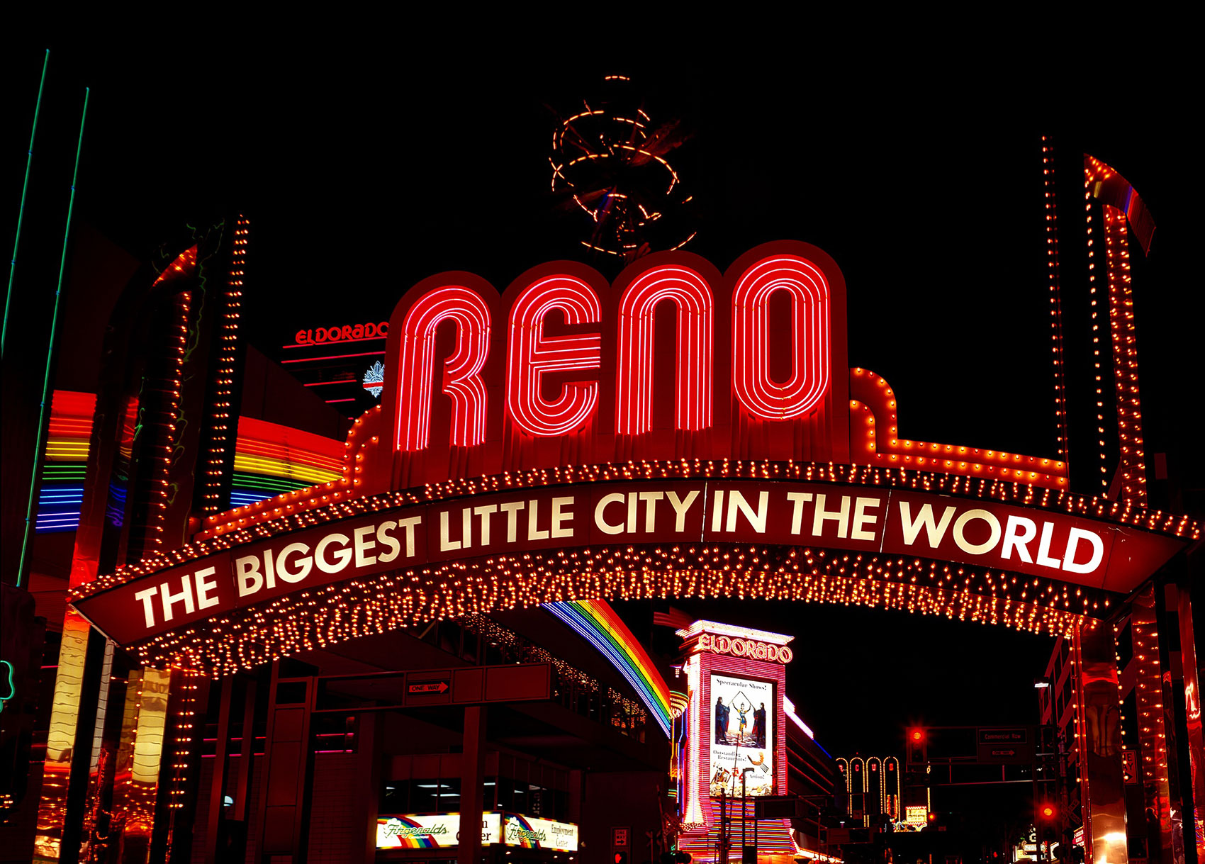 Reno, NV - location of 2020 IAEI Southwestern Section Meeting